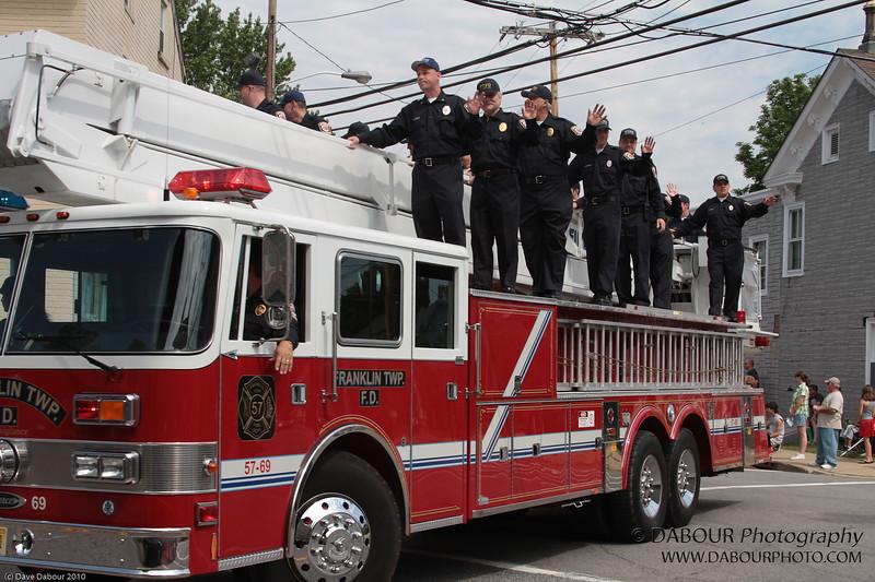 Memorial Day Parade 2010-2110