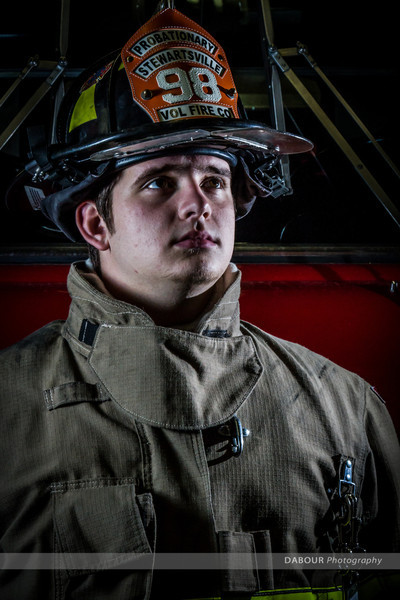 Dan Young Firefighter Stewartsville Vol. Fire Co.