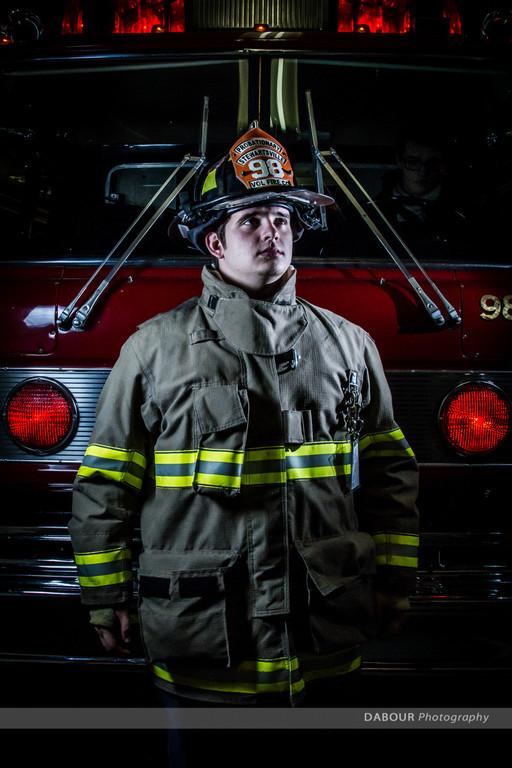 Dan Young Firefighter Stewartsville Vol. Fire Co.