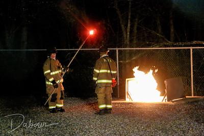 Warren County Fire Academy Training 2016