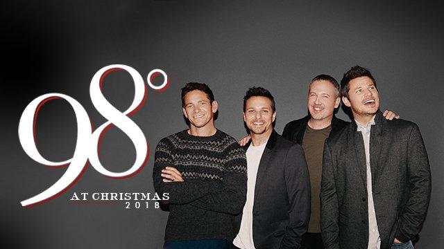 98° - at Christmas 2018