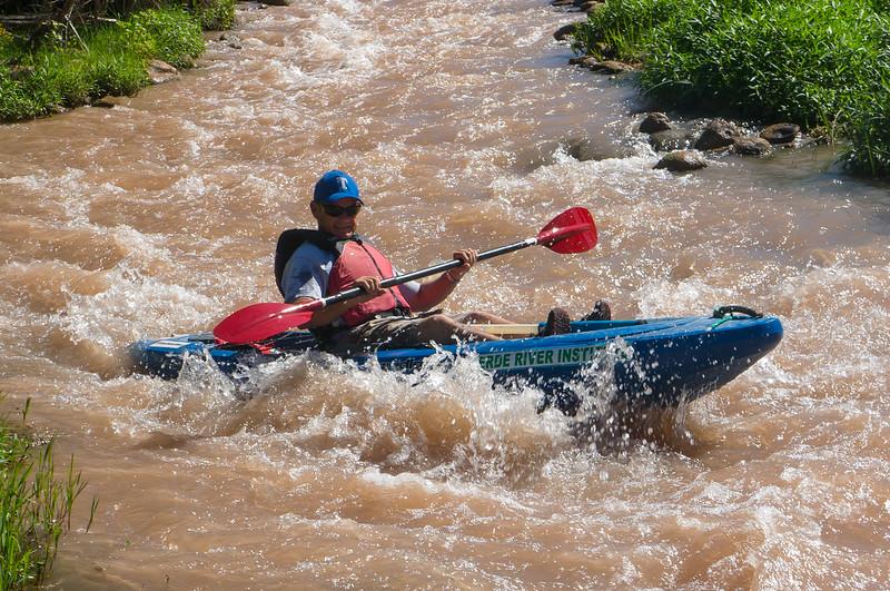 Verde River Institute Float Trip, Tapco to Tuzi, 9/8/16