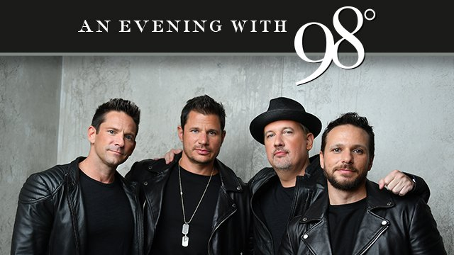 98° - An Evening with 98°