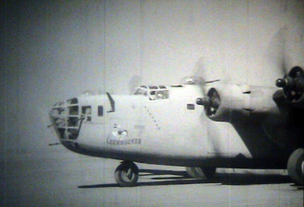 From the film:<br /> ADVANCE OF 98TH BOMBER [I.E., BOMBARDMENT] GROUP, NORTH AFRICA <br /> <br /> ARC Identifier 3085 / Local Identifier 18-CS-246 <br /> <br /> Moving Images from the War Department. Army Air Forces. (06/20/1941 - 09/26/1947)<br /> <br /> Motion Picture, Sound, and Video Records Section, Special Media Archives Services Division, College Park, MD <br /> <br /> Item from Record Group 18: Records of the Army Air Forces, ca. 1902 - 1964