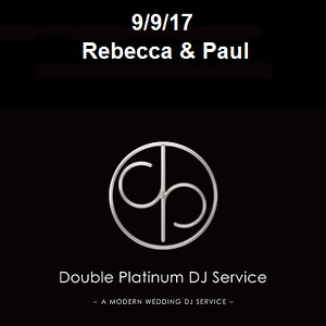 9/9/17 Rebecca and Paul