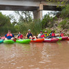 Verde River Institute Float Trip, Tapco to Tuzi, 9/9/17