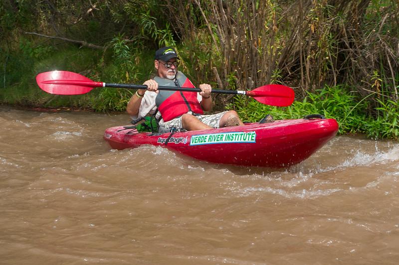 Verde River Institute Float Trip, Tapco to Tuzi, 9/9/17