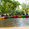 Verde River Institute Float, Tapco to Tuzi, 9/9/19 60 CFS