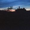 01-92 Dayton 10 sunset