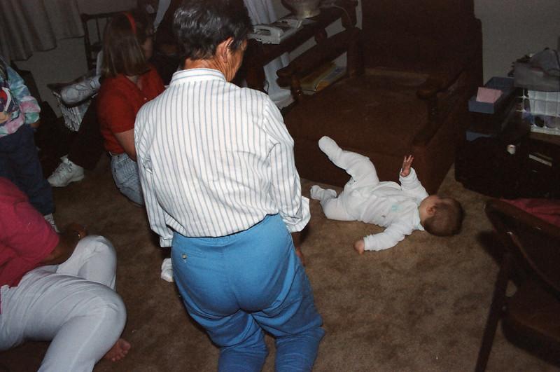 06-08-92 Dad's Memorial Service 34 Aunt Helen