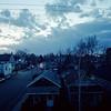 01-92 Dayton 16 sunset
