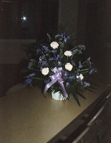 06-08-92 Dad's Memorial Service 41 flowers