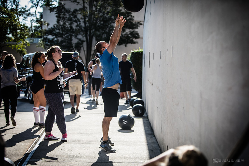 CrossFitPOP competes @ NorthEast Crossfit.