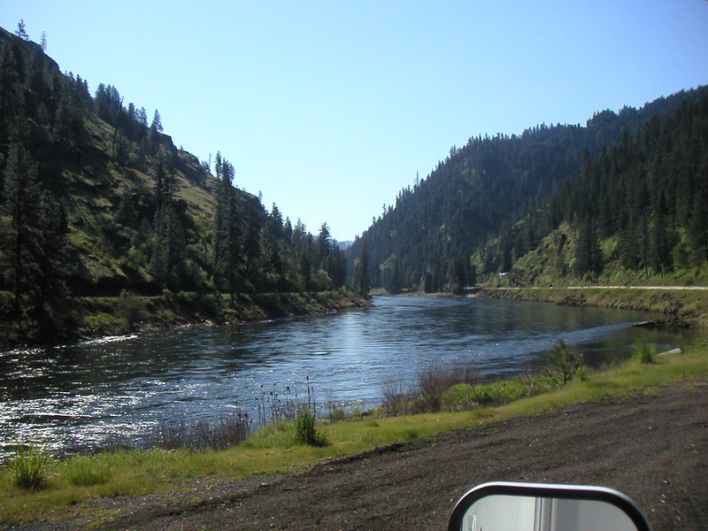 Clearwater River.