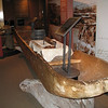 Another example of a dugout canoe.