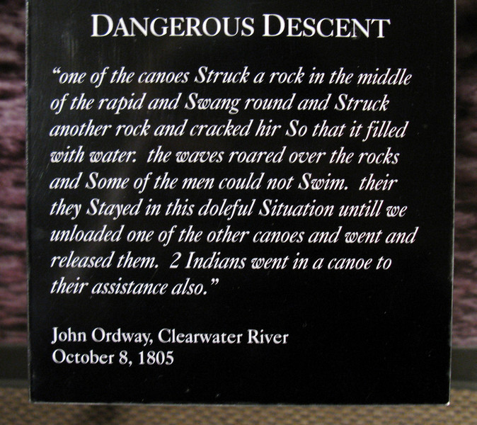 John Ordway was a sergeant of one of the three platoons.