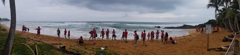 9th Grade Grade Semana de Puerto Rico Field Trip from Rio Grande to Fajardo