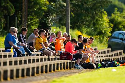 9th June 2021 - Clonoulty Rossmore vs Knockavilla Donaskeigh Kickhams