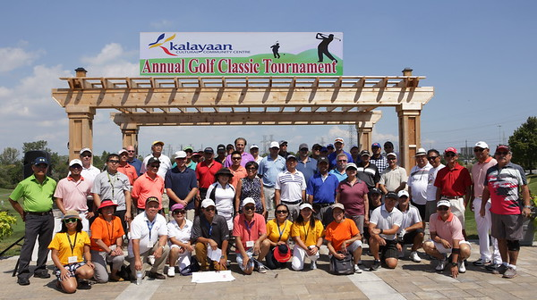 9th Kalayaan Annual Golf Classic Tournament 2016
