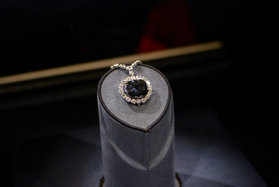 Hope diamond. Smithsonian.