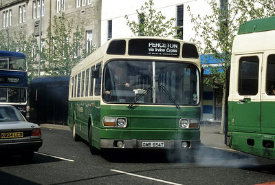AA Motor Svces GMB654T High St Irvine Apr 94