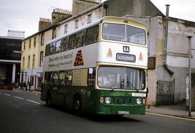 AA Motor Svces ASJ207T High St Irvine Nov 83