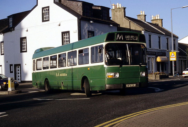 A . A . Motor Services and Dodds of Troon in the 1980's and 1990's