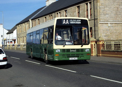 AA Motor Svces F262WSD Canal St Saltcoats Jun 97