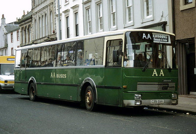 AA Motor Svces C351SVV High St Irvine Feb 94