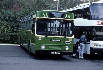 AA Motor Svces E__RCS NEC Birmingham Nov 87