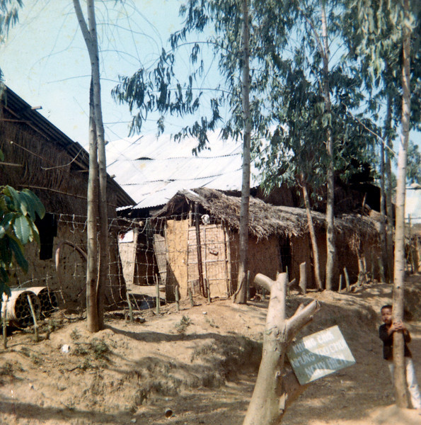 Refugee Camp next to Ophanage