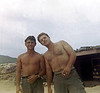 Rudy Dominguez, John Nicolazzo LZ Liz 68