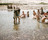 Steve Eckloff and others Bathing at  Na Thant