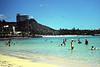 Waikiki Beach Looking North