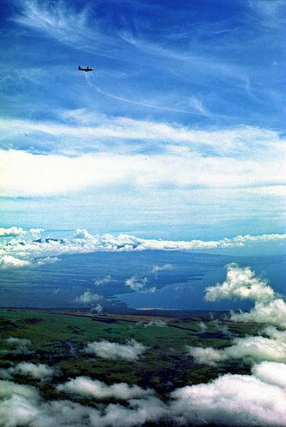 Big Island C-29 In Distance