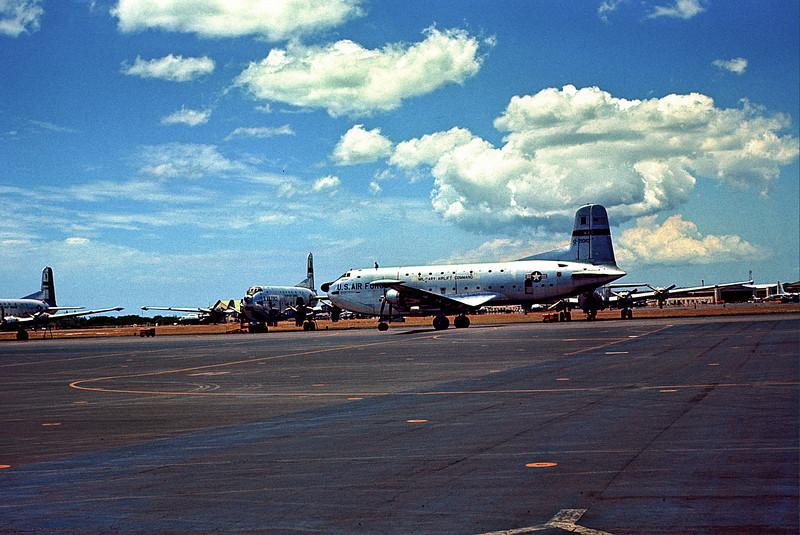 C-130's At Hickam Airbase