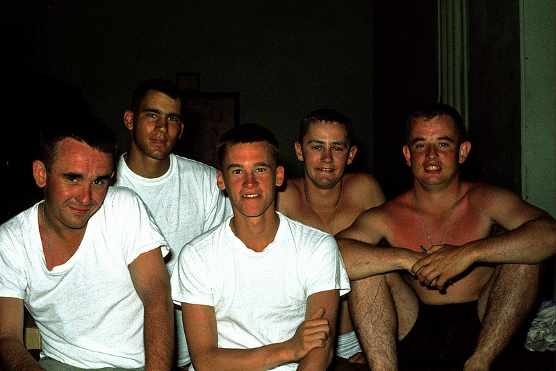 Larry Kruljak, Fred Ledder, Larry Solie, Patrick Bice, Rick Paul