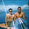 Terry Reilly, Fred Ledder, Charter Fishing off Kona
