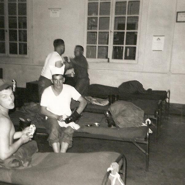 Ken Koehl, Gilford Ironwing, John Nicolazzo, Charles Lester