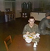 Pete Dumar in Mess Hall