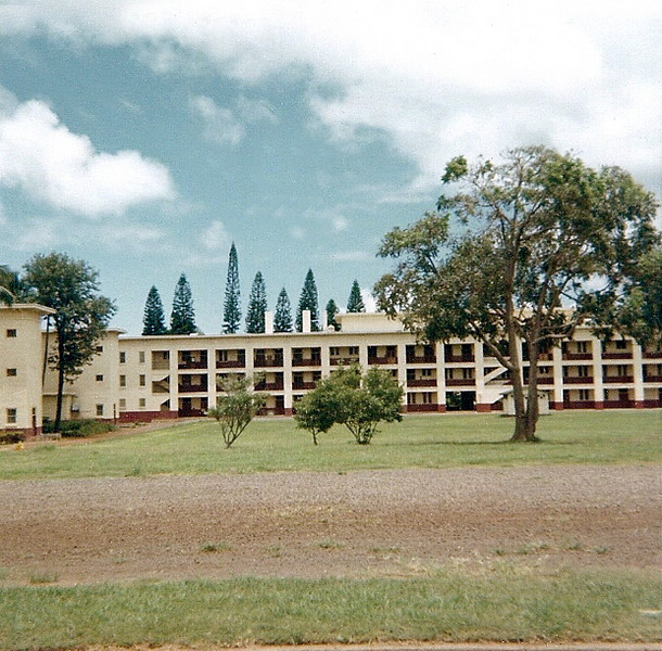 Schofield Barracks Quad J