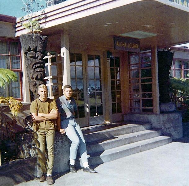 Joe Newman, Roy Felix at KMC