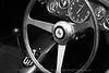 1957 Ferrari 500 TRC Scaglietti Spyder interior detail