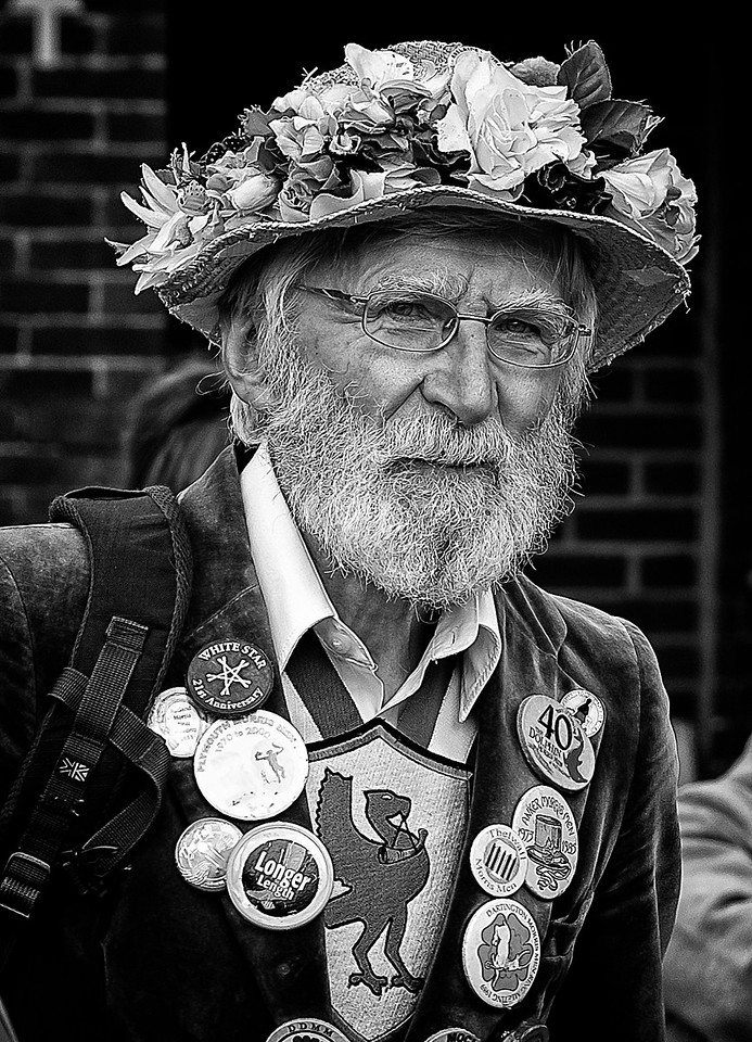 "Chester April 2016 ""Morris Man"""