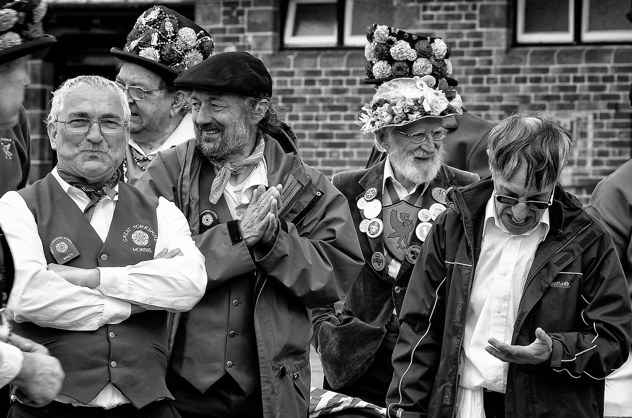 "Chester April 2016 ""Morris men"""