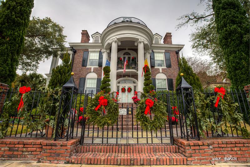 Charleston at Christmas - waltbakerphotography