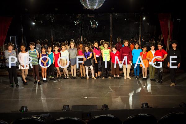 Majestic Cast A Chorus Line