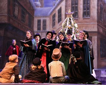 A Christmas Carol 2013 Royal Exchange