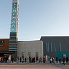VIP moviegoers lineup to get into the new CUT! by Cinemark Theatre in Frisco.<br /> <br /> <br /> CUT! by Cinemark hosted its invitation-only VIP party in celebration of the brand new, innovative dine-in theatre on Wednesday, March 6, 2019 in Frisco, TX. <br /> Guests were treated to chef-prepared menu items, craft cocktails, popcorn, soft drinks and movie-watching. (Photo courtesy of Cinemark)