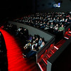 "Moviegoers watch ""Bumblebee"" in the XD theatre during the opening of the new CUT! by Cinemark in Frisco.<br /> <br /> CUT! by Cinemark hosted its invitation-only VIP party in celebration of the brand new, innovative dine-in theatre on Wednesday, March 6, 2019 in Frisco, TX. <br /> Guests were treated to chef-prepared menu items, craft cocktails, popcorn, soft drinks and movie-watching. (Photo courtesy of Cinemark)"